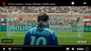Roberto Baggio - Netflix